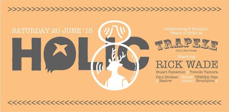 Holic Banner Facebook